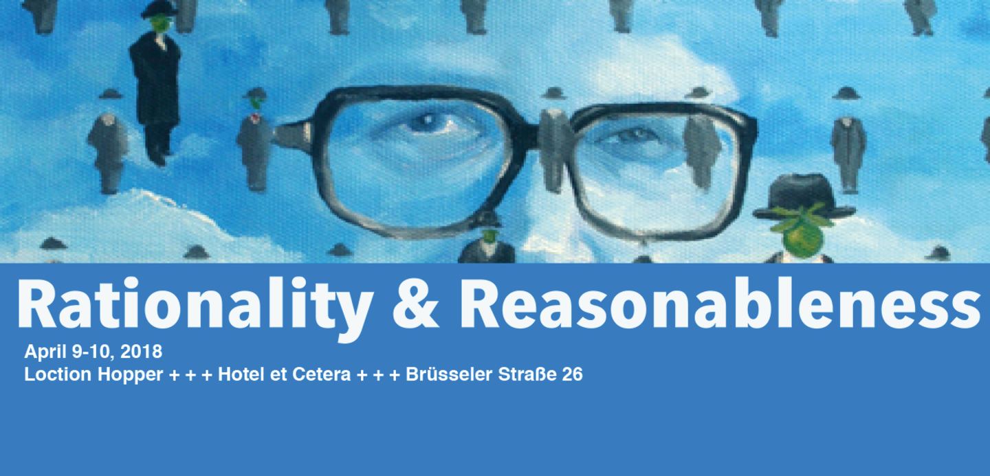 Rationality & Reasonableness