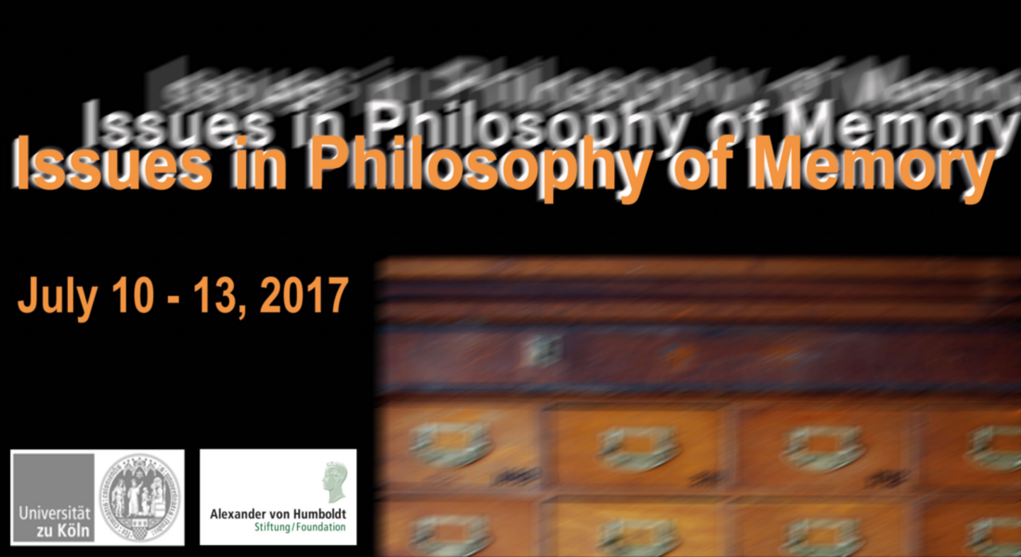 Issues in Philosophy of Memory